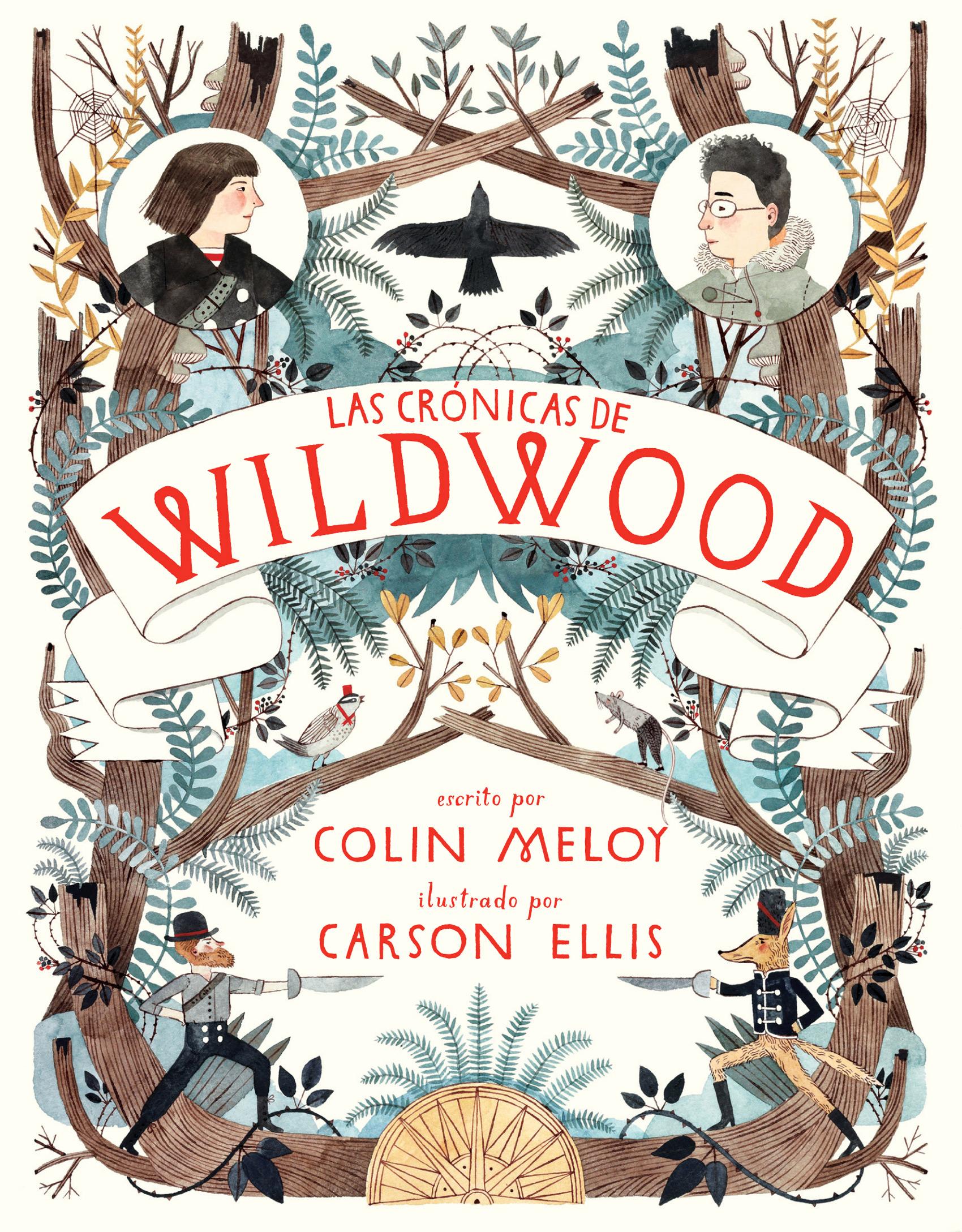 Las crónicas de Wildwood