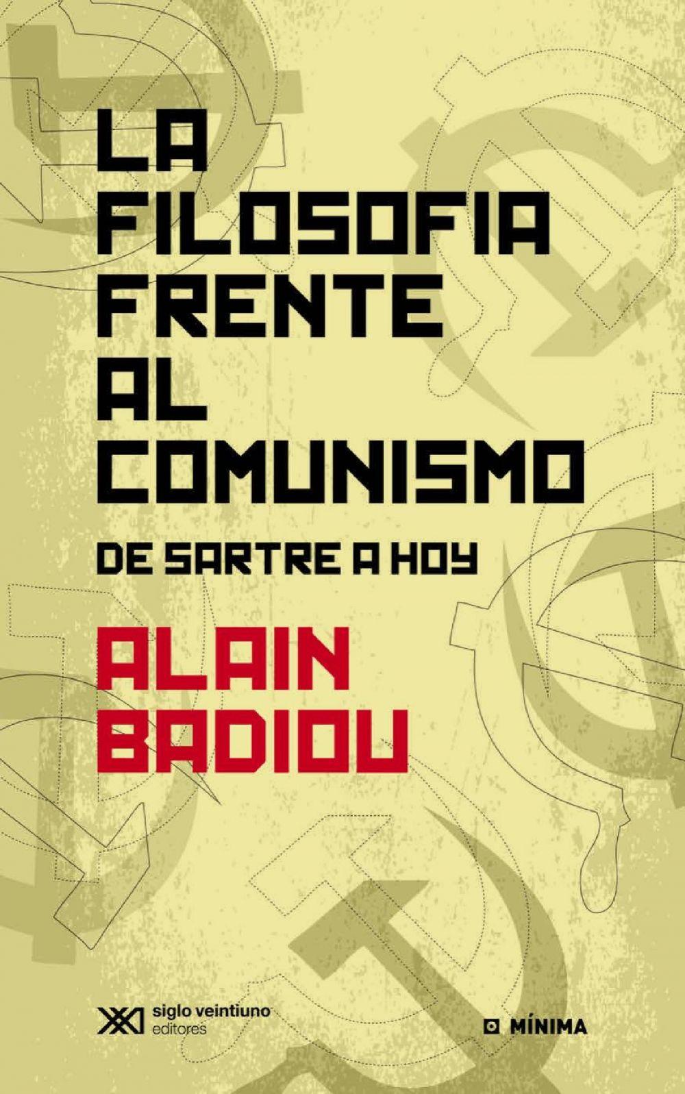 LA FILOSOFIA FRENTE AL COMUNISMO: DE SARTRE A HOY